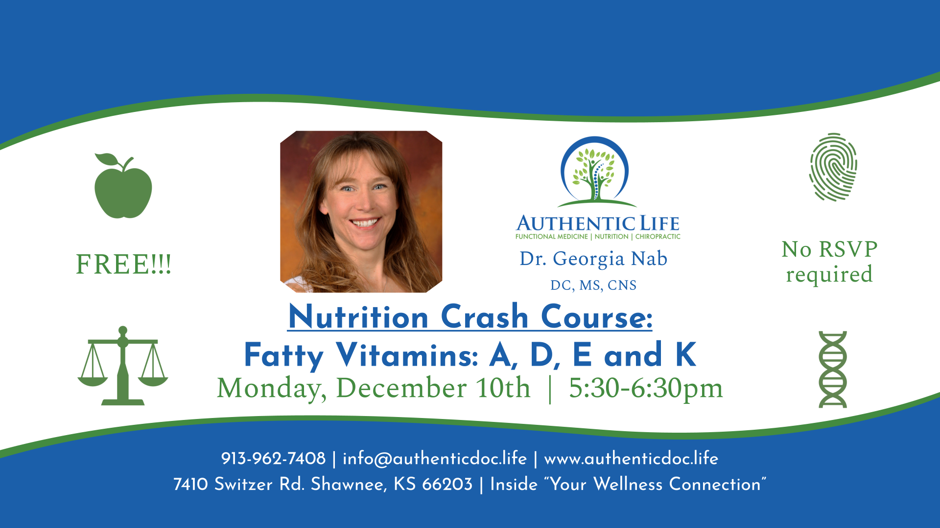 Nutrition Crash Course - Fatty Vitamins: A, D, E and K