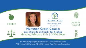 Nutrition Crash Course - Health Restoration, Let's talk the Kitchen