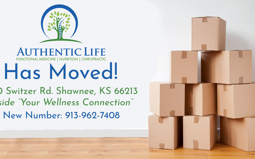 Authentic Life has Moved!