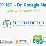 Dr. Georiga Nab on the Small Changes Big Shifts Podcast