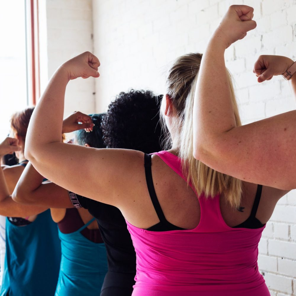 Women: Strong, Sensitive, Resilient